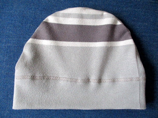 single layer summer jersey beanie / soft bad hair day hat / easy chemo cap, pdf sewing pattern and photo tutorial, adult to baby, (8 sizes)